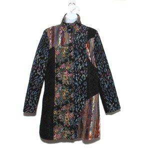 Moka Sport Long tapestry jacket Size S Runs big